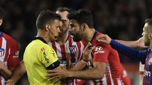 Atletico Madrid : direction l'Italie pour Diego Costa ?