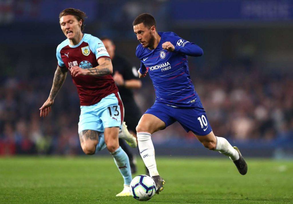 PL : l'absence d'Eden Hazard dans l'équipe-type de la saison fait réagir Chelsea