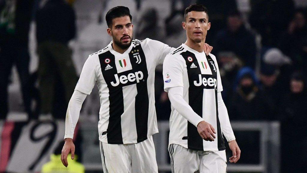 Ajax-Juventus : Emre Can dévoie les rêves de toute une ville