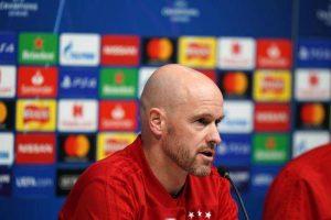 Bayern Munich : Objectif Erik ten Hag pour la saison prochaine !