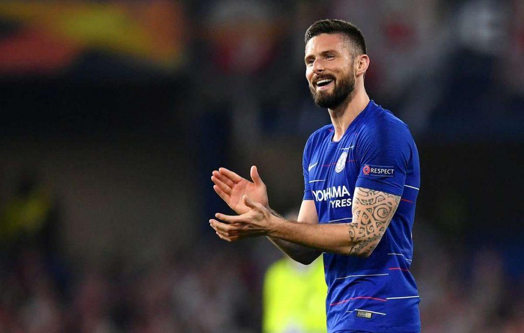 Chelsea va activer son option pour Giroud