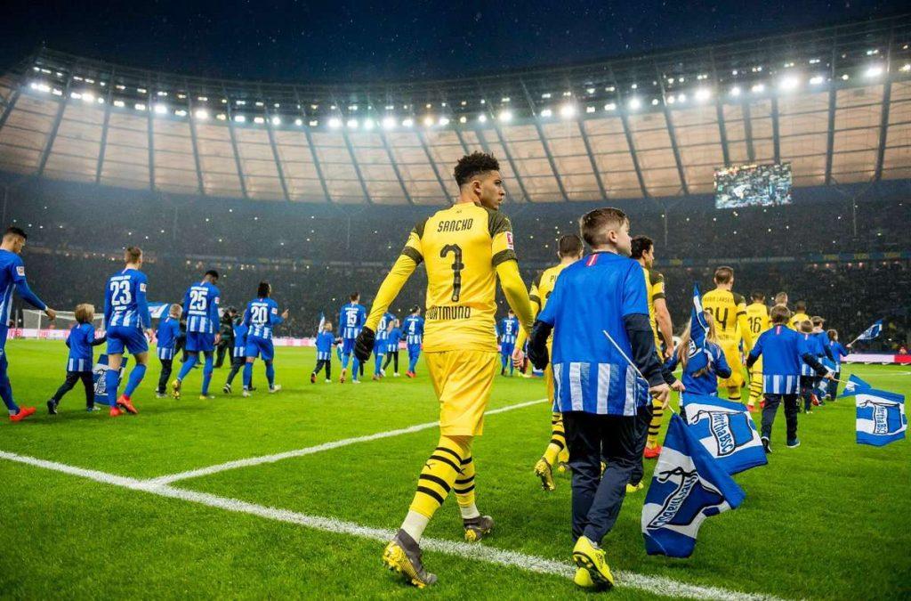 Dortmund : Watzke ferme la porte pour Sancho