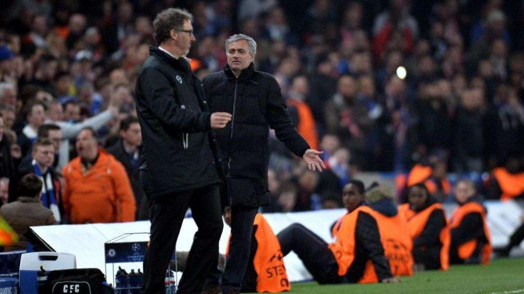 Mourinho n'entraînera pas en Angleterre !