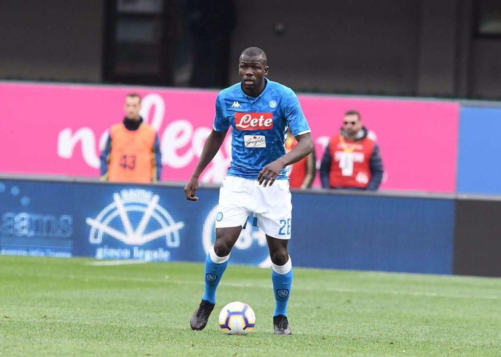 Naples : Kalidou Koulibaly de plus en plus proche de Man United