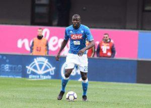 Naples : Kalidou Koulibaly aurait une préférence pour le PSG