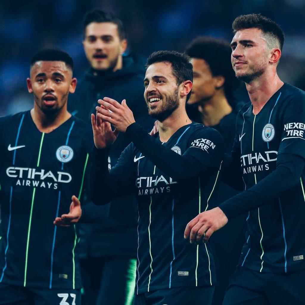 Ligue des Champions : Manchester City affiche son ambition