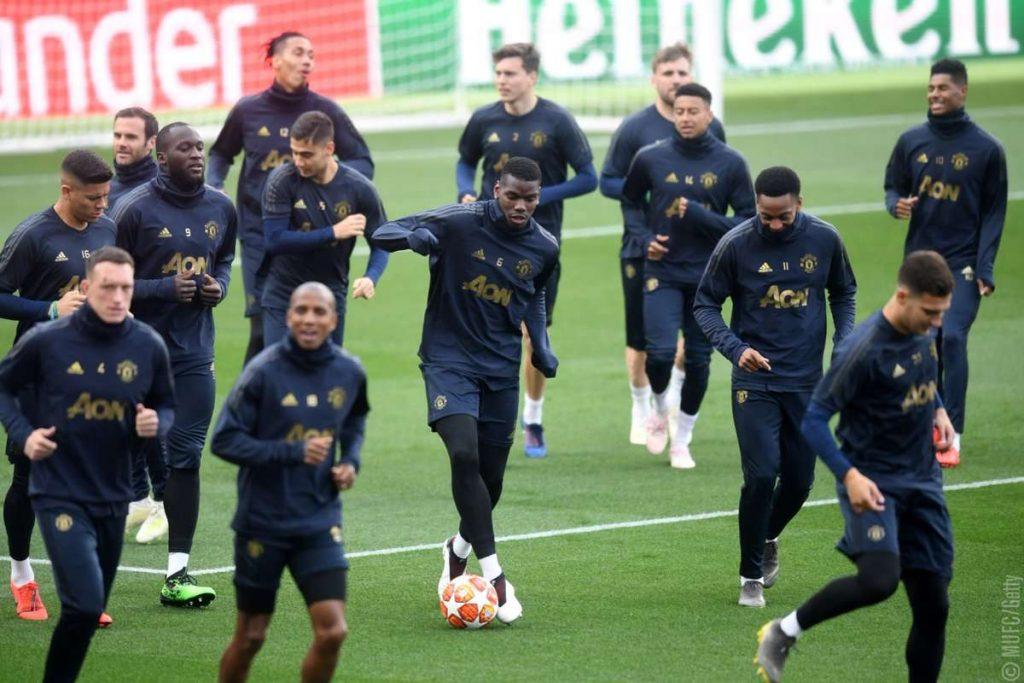 Ligue des Champions : Manchester United croit en un nouveau come-back