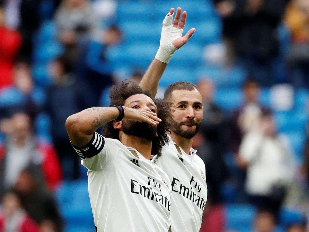 Real Madrid : Marcelo veut rester