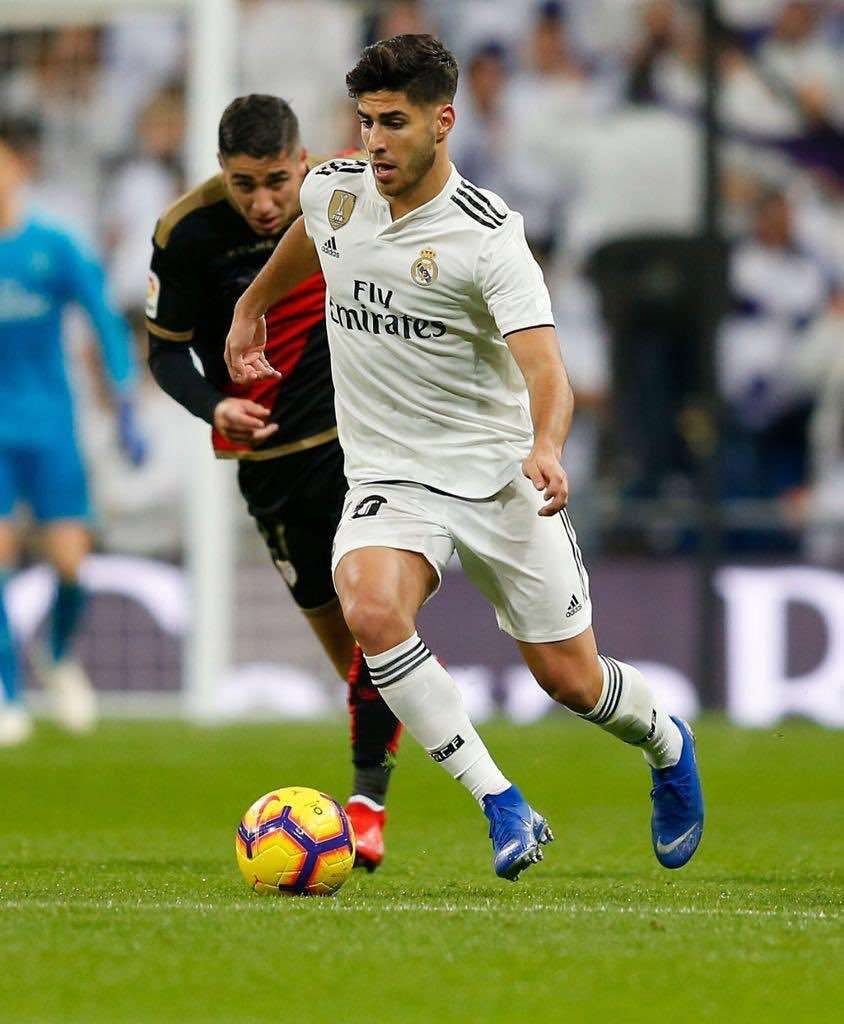 Real Madrid : Marco Asensio est heureux à Madrid
