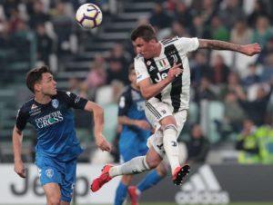 Juve : c'est presque fait pour Mario Mandzukic