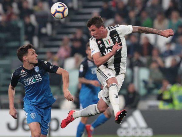 Juventus : Mandzukic vers Man United ?