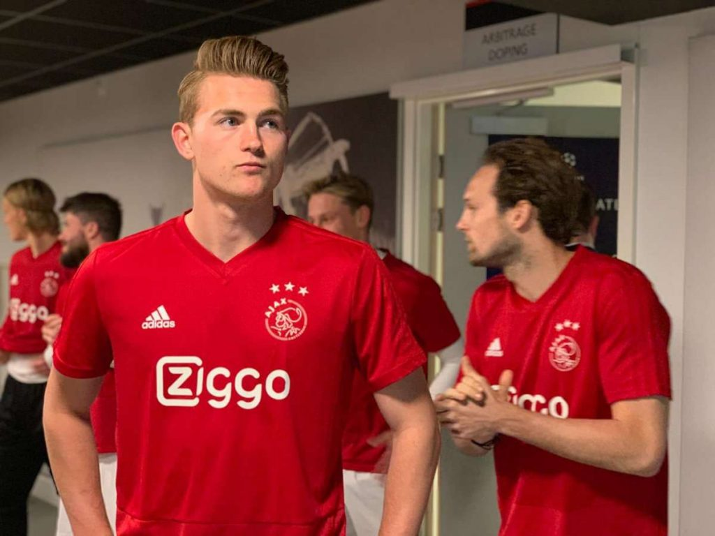 Matthijs de Ligt va bien quitter l'Ajax !
