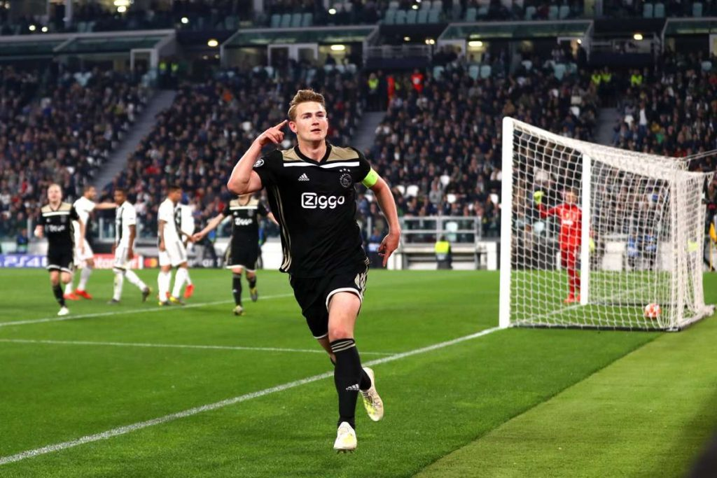 Ajax : Matthijs de Ligt va rejoindre Barcelone !