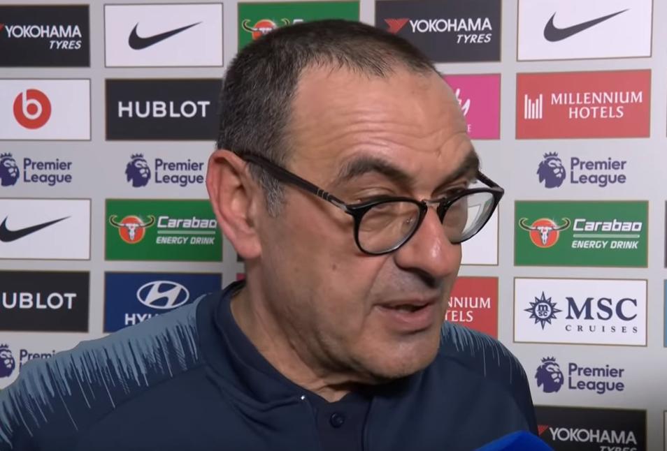 Chelsea : Sarri resigné à perdre Hazard
