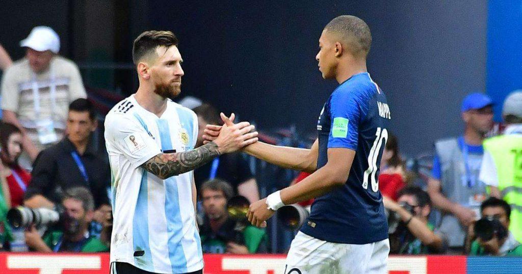Mbappé ne veut pas choisir entre Messi et Ronaldo