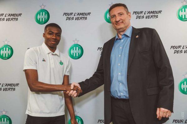 Officiel : Nelson Sissoko va s'engager avec Saint-Etienne