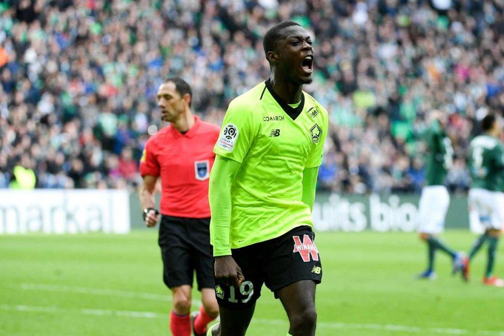 Pépé va quitter Lille, Chelsea intéressé ?