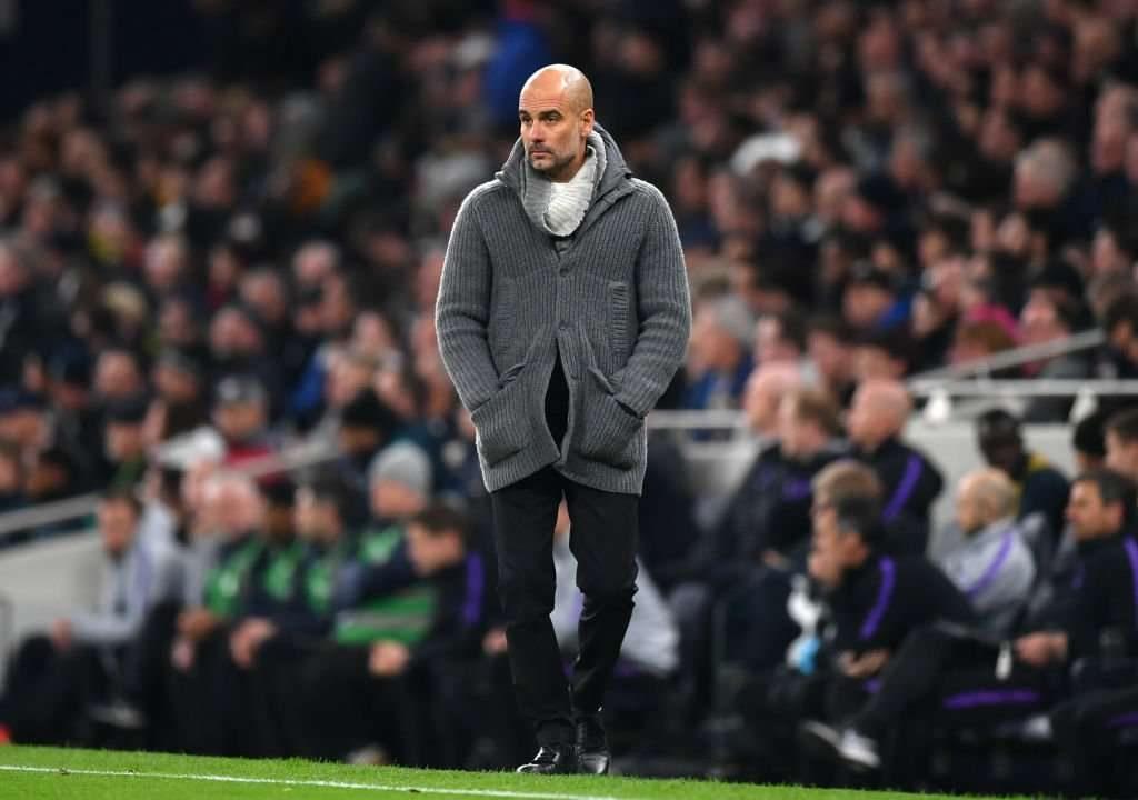 Manchester City : pas d'inquiétude après la défaite