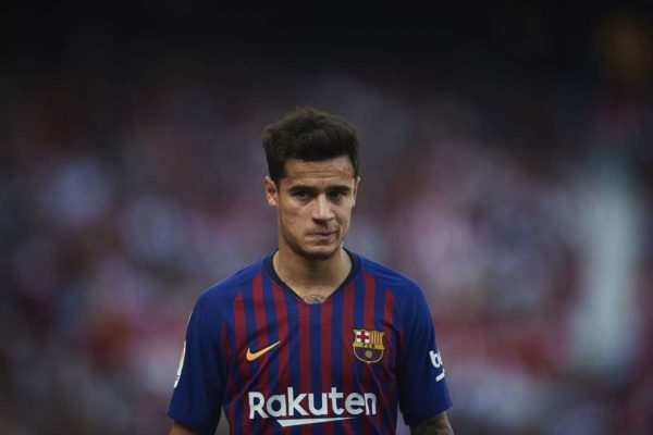 FC Barcelone : Coutinho pourrait finalement rester !