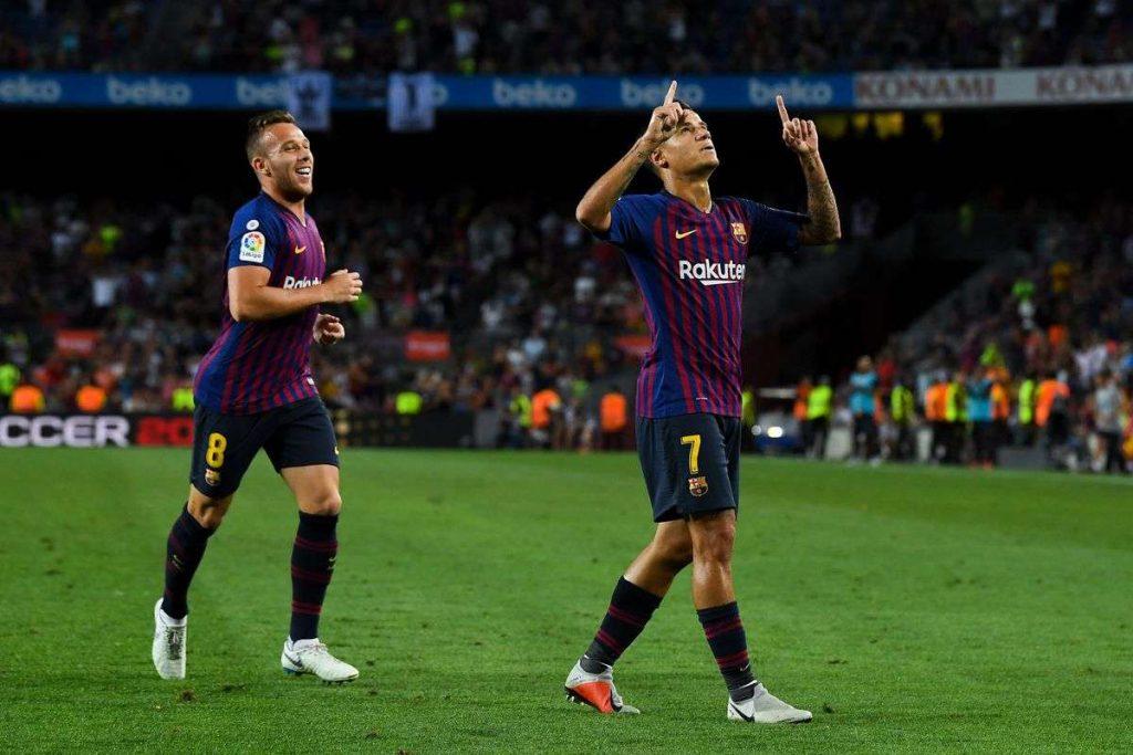 FC Barcelone : Coutinho veut rester au Barça