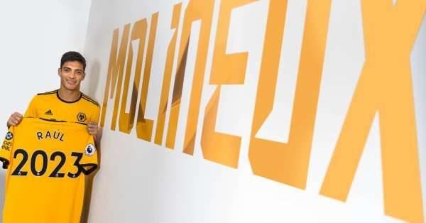 Officiel : Raul Jimenez s'engage définitivement en faveur des Wolves