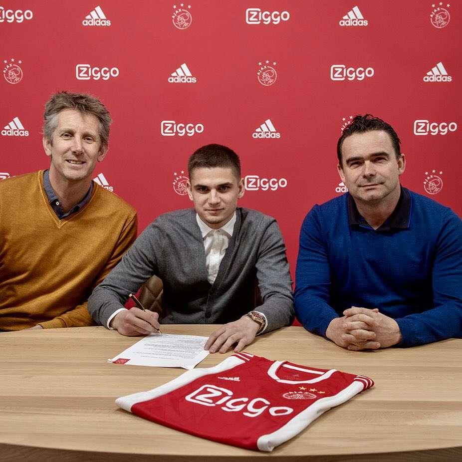 Officiel : Razvan Marin signe à l'Ajax