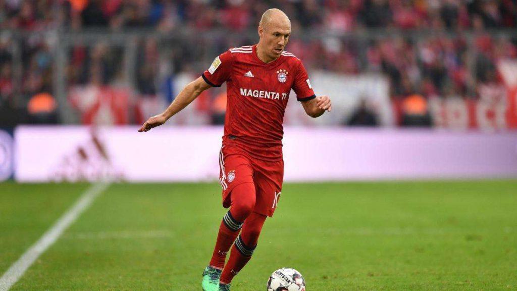 Bayern : une touche Portugaise pour Robben