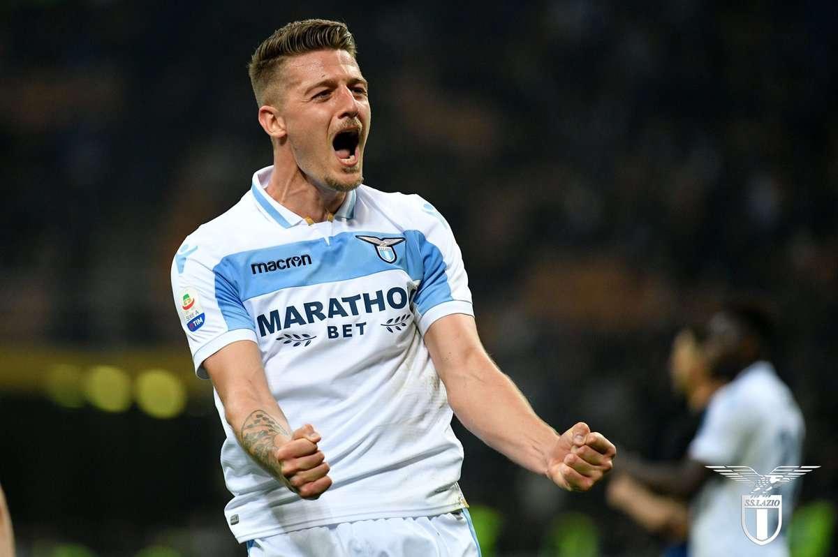 Lazio : Milinkovic-Savic a plusieurs touches