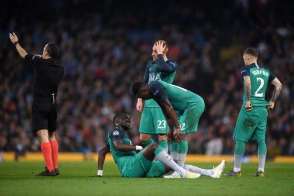 Ligue des Champions : Sissoko raconte comment il a vécu la fin de match contre City