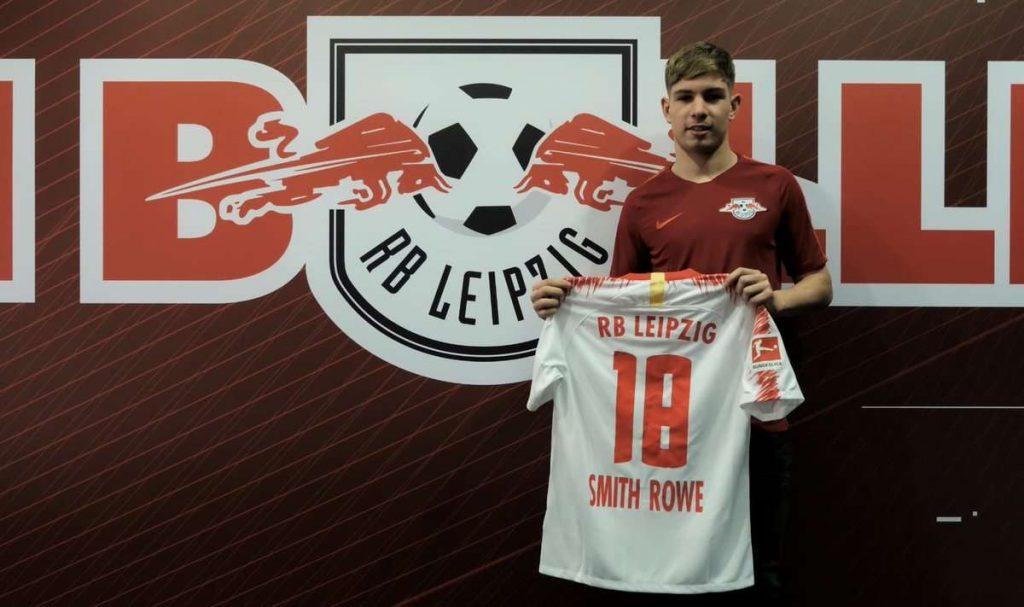 Leipzig veut prolonger le prêt de Smith-Rowe