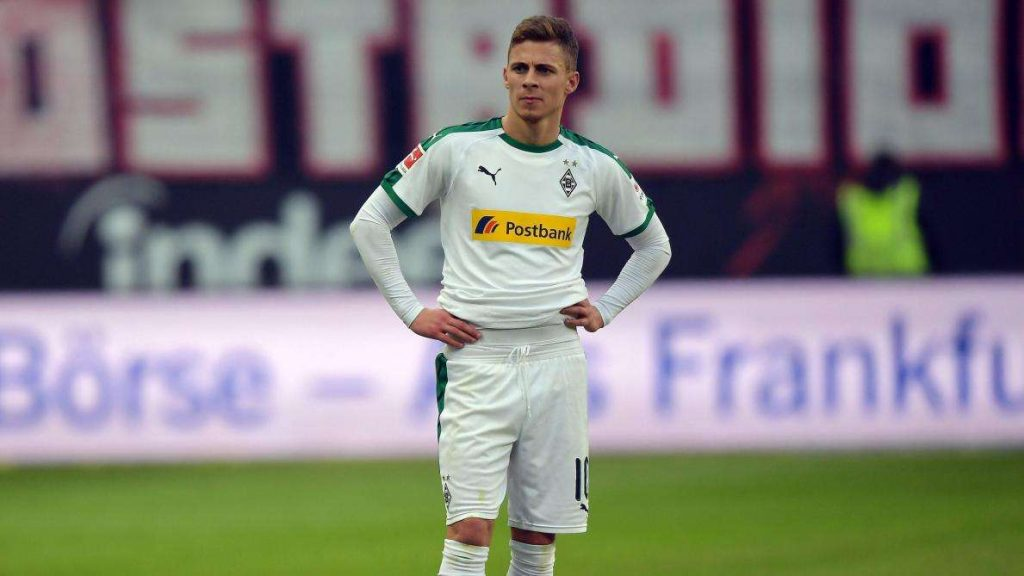 Borussia Mönchengladbach : Thorgan Hazard a pris sa décision concernant son avenir