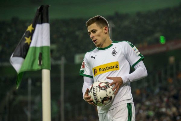 Liverpool se penche sur Thorgan Hazard