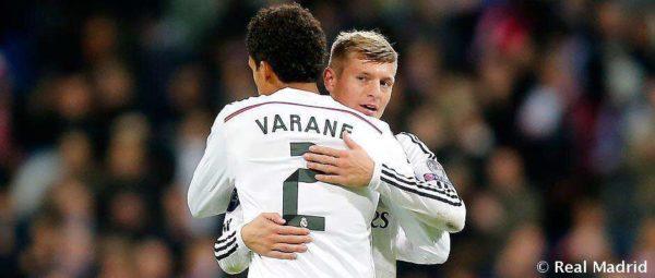 Man Utd se positionne sur un cadre du Real Madrid
