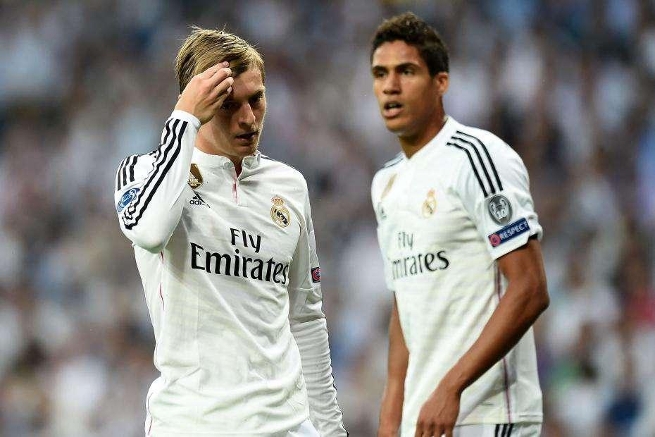 Le Real Madrid veut conserver Varane et Kroos