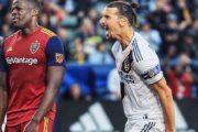 MLS : Zlatan buteur et chambreur