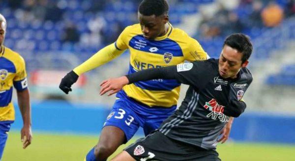 FC Sochaux : Lucien Agoumé fortement courtisé en Allemagne