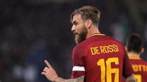 Inter Milan : une tentative pour De Rossi ?