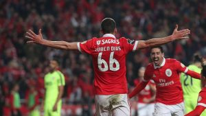 Benfica : Ruben Dias courtisé par un club anglais