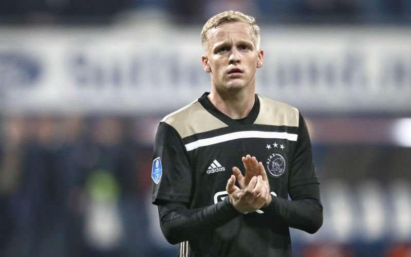 L'Inter se penche sur un milieu de l'Ajax