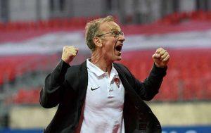 Stade Brestois : l'aventure se termine pour Jean-Marc Furlan