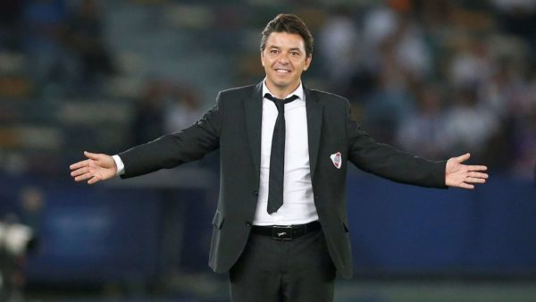 Marcelo Gallardo recale l'AS Monaco