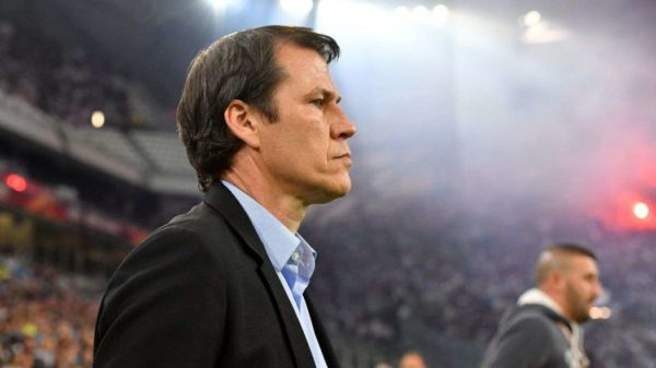 Rudi Garcia approché par la Sampdoria