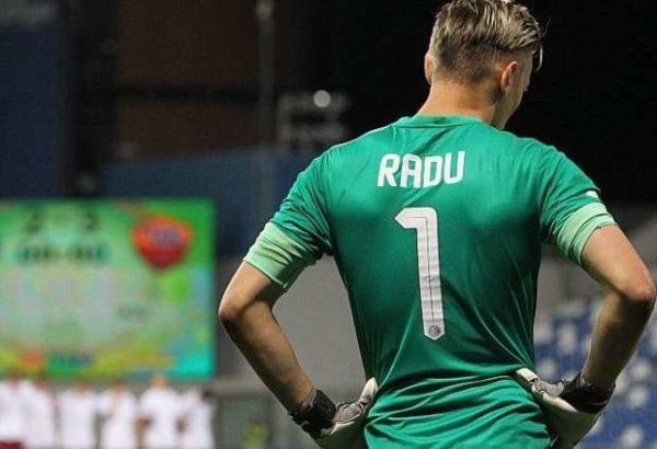 La Roma piste un gardien roumain