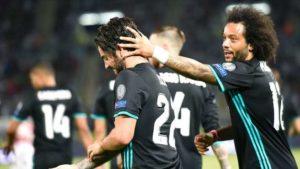Le Real Madrid fixe son prix pour Isco