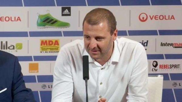 Stade Rennais : le président refroidit l'arrivée de Florian Maurice