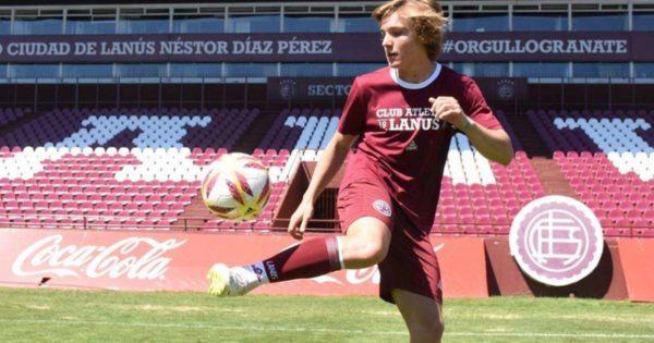 L'Inter Milan fait une offre pour un jeune talent argentin
