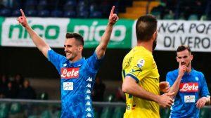 Naples : des discussions sont en cours avec Milik