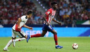 L'Atletico Madrid veut blinder Thomas Partey