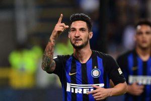 L'Inter Milan va acheter Matteo Politano
