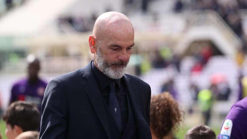 Officiel : Pioli quitte la Fiorentina